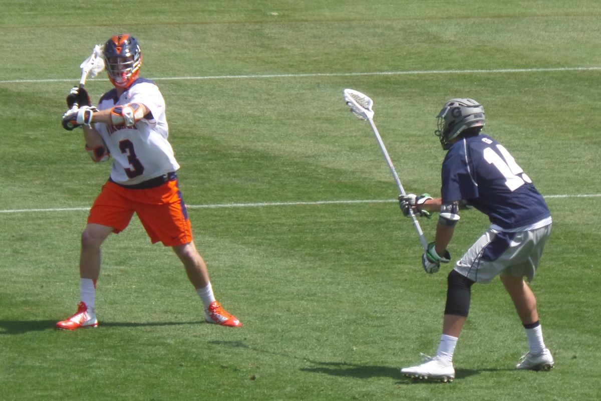 Ryan Tucker put up 5 goals last time out against Hopkins. Can he do it again?