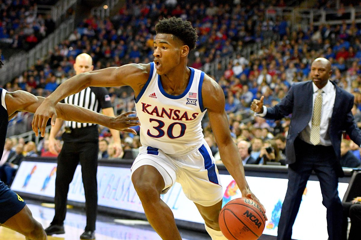 College Basketball Rankings Kansas Is The New No 1 In The