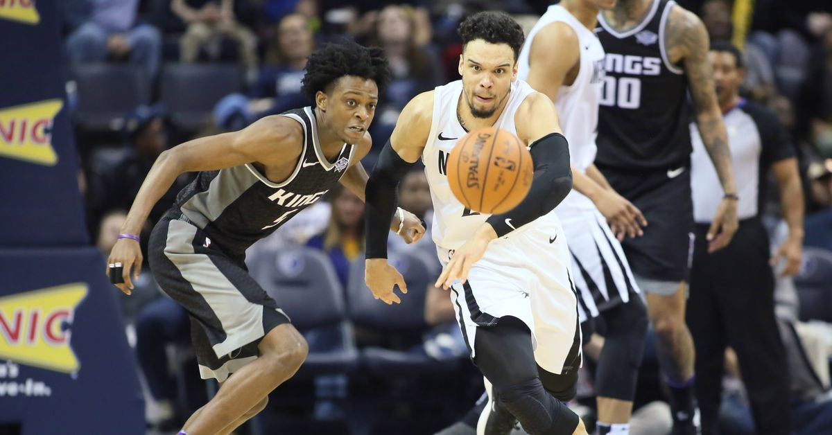 Dillon Brooks The Memphis Swiss Army Knife Grizzly Bear