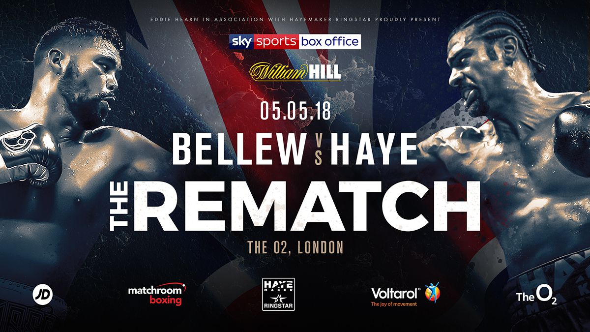 Bellew Vs Haye Odds