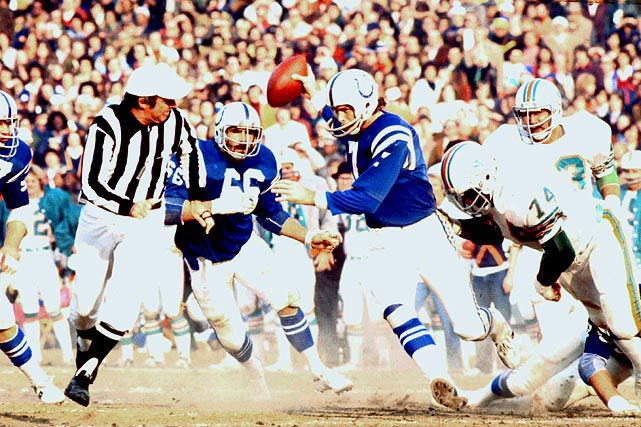 Colts Quarterbacks A Historical Perspective Stampede Blue