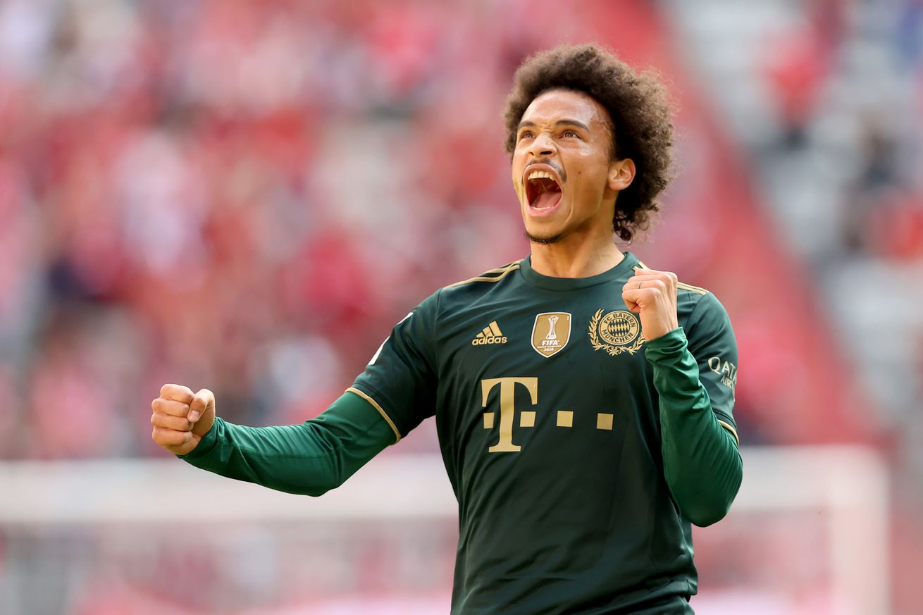 With applause instead of whistles, Leroy Sane shines for Bayern Munich in win over VfL Bochum