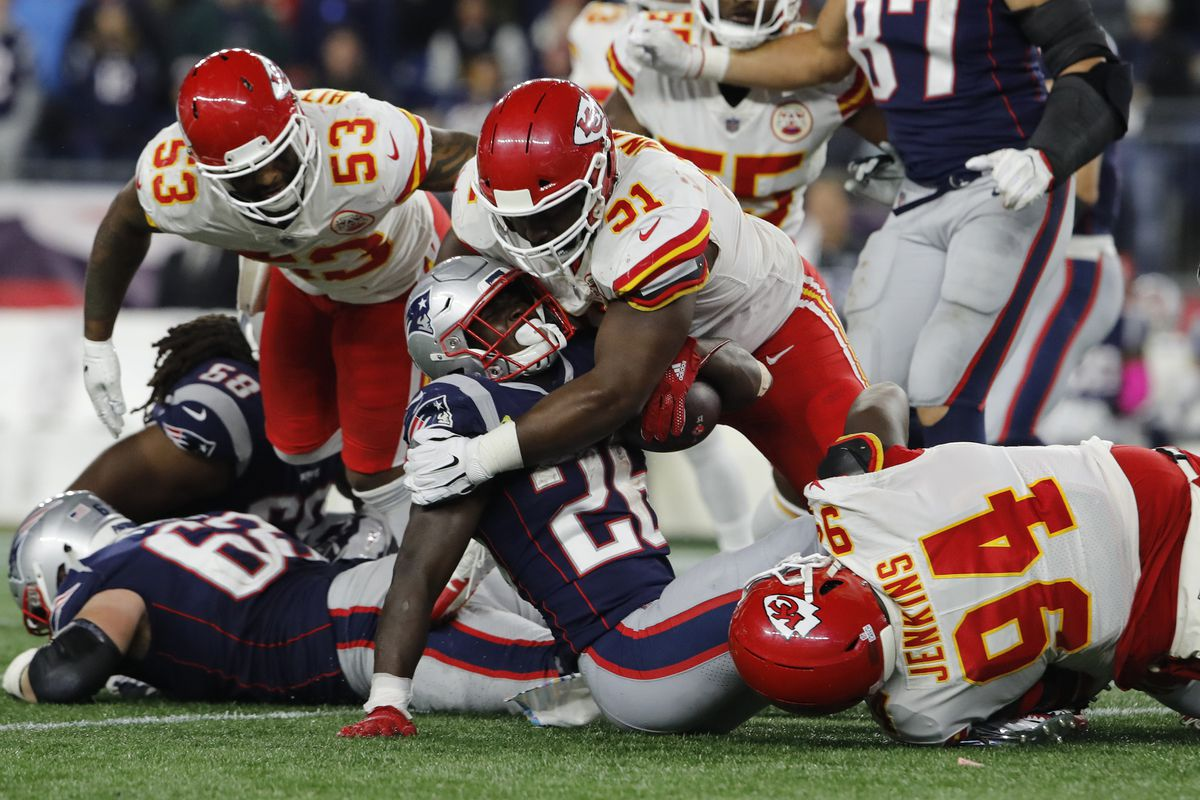 The rest of the AFC West will be rooting for the Chiefs to beat the Patriots  in AFC Championship 5e41f1a26