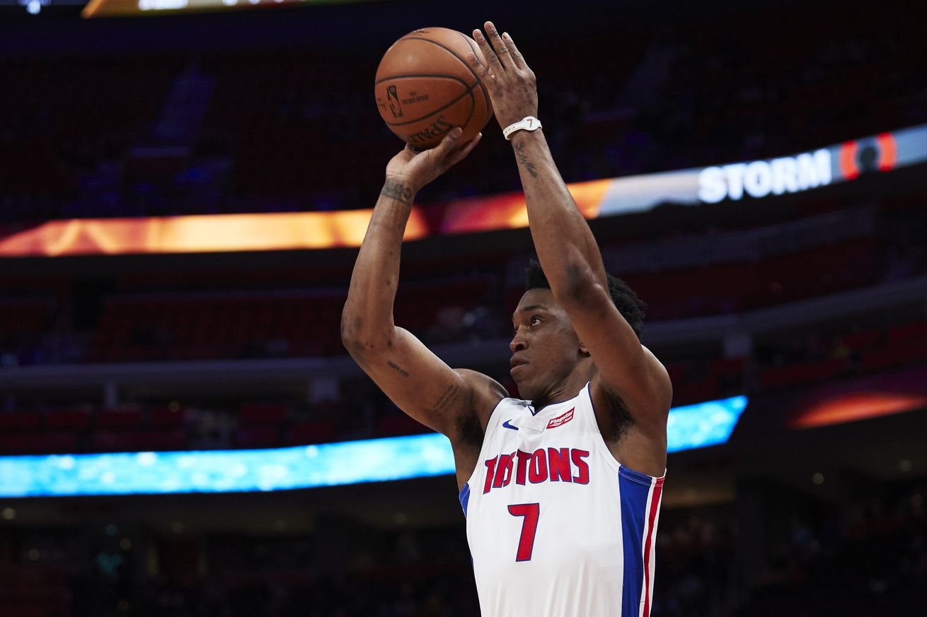 Report: Raptors signing Stanley Johnson for two-years, $7.5 million