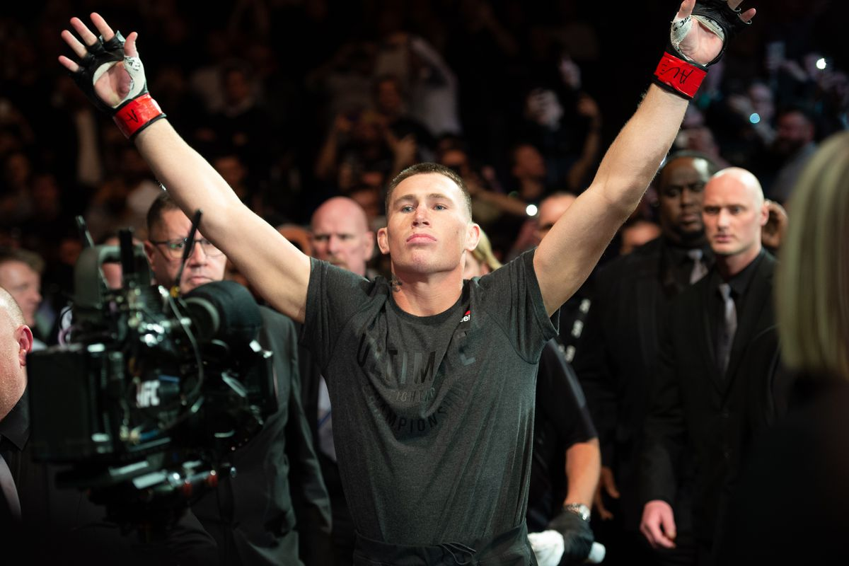 Michael Bisping says Darren Till is the 'perfect answer' for Robbie Lawler's next fight