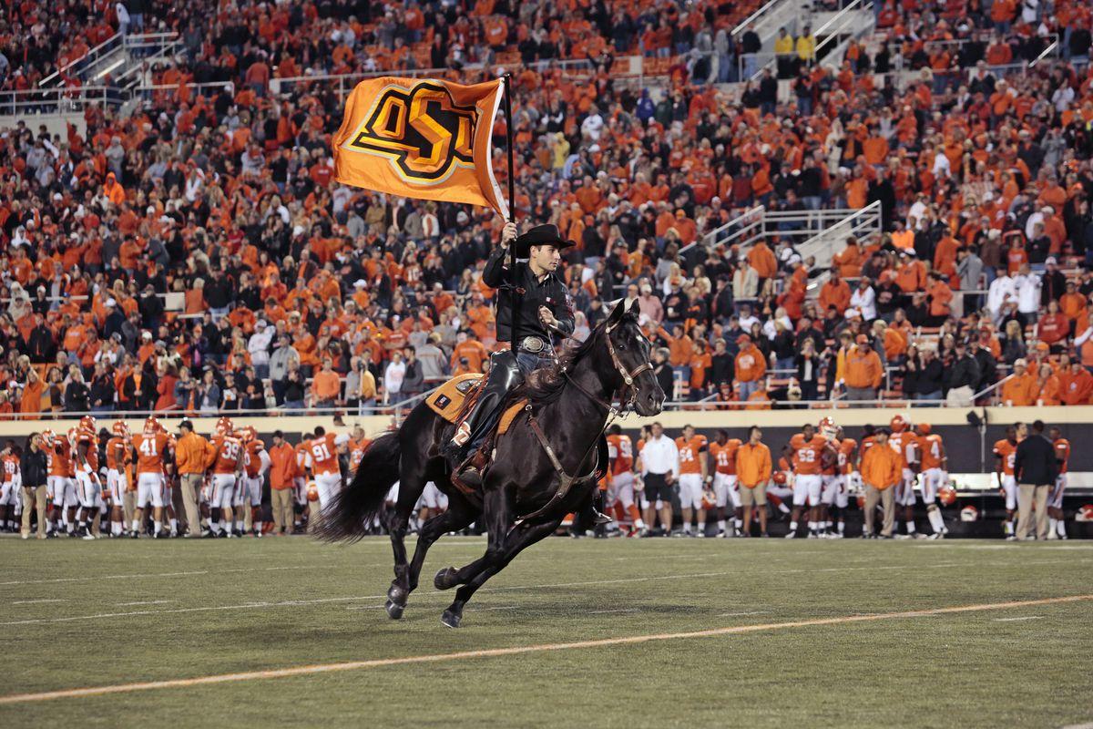 Texas Tech v Oklahoma State
