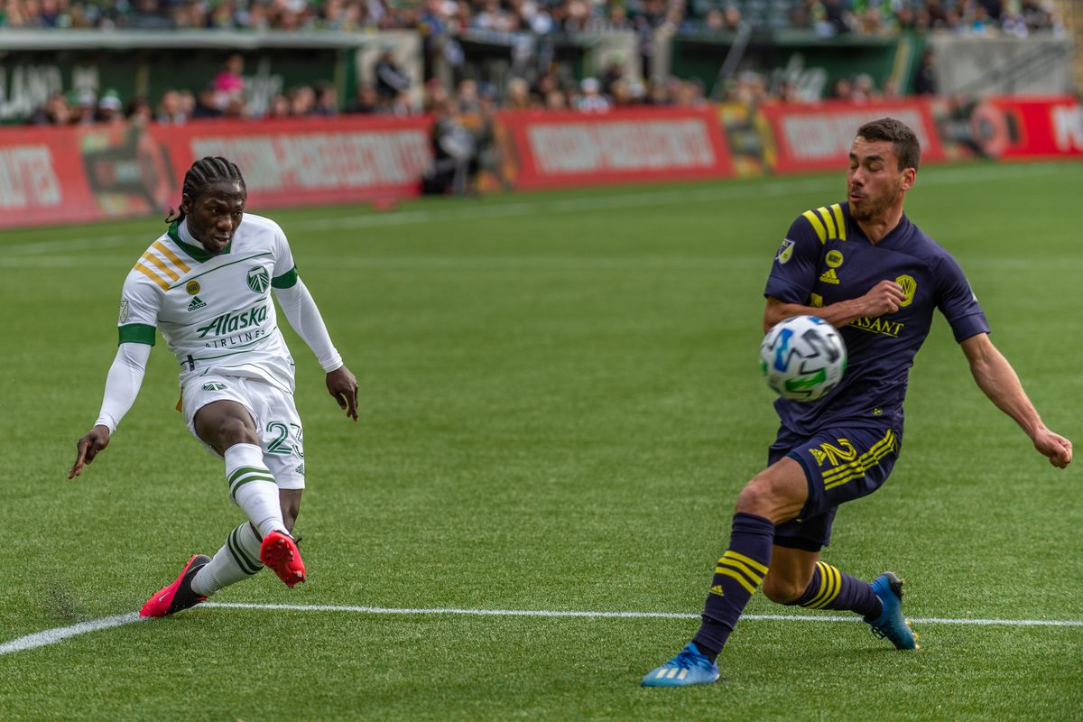 SOCCER: MAR 08 MLS - Portland Timbers v Nashville SC
