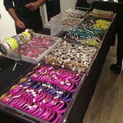 Bracelets, $35—$50