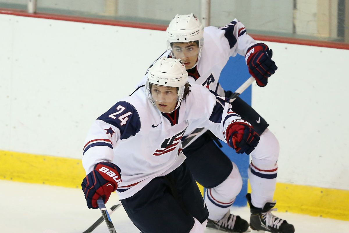 Miaimi's Anthony Louis may have moved onto the bubble for making Team USA