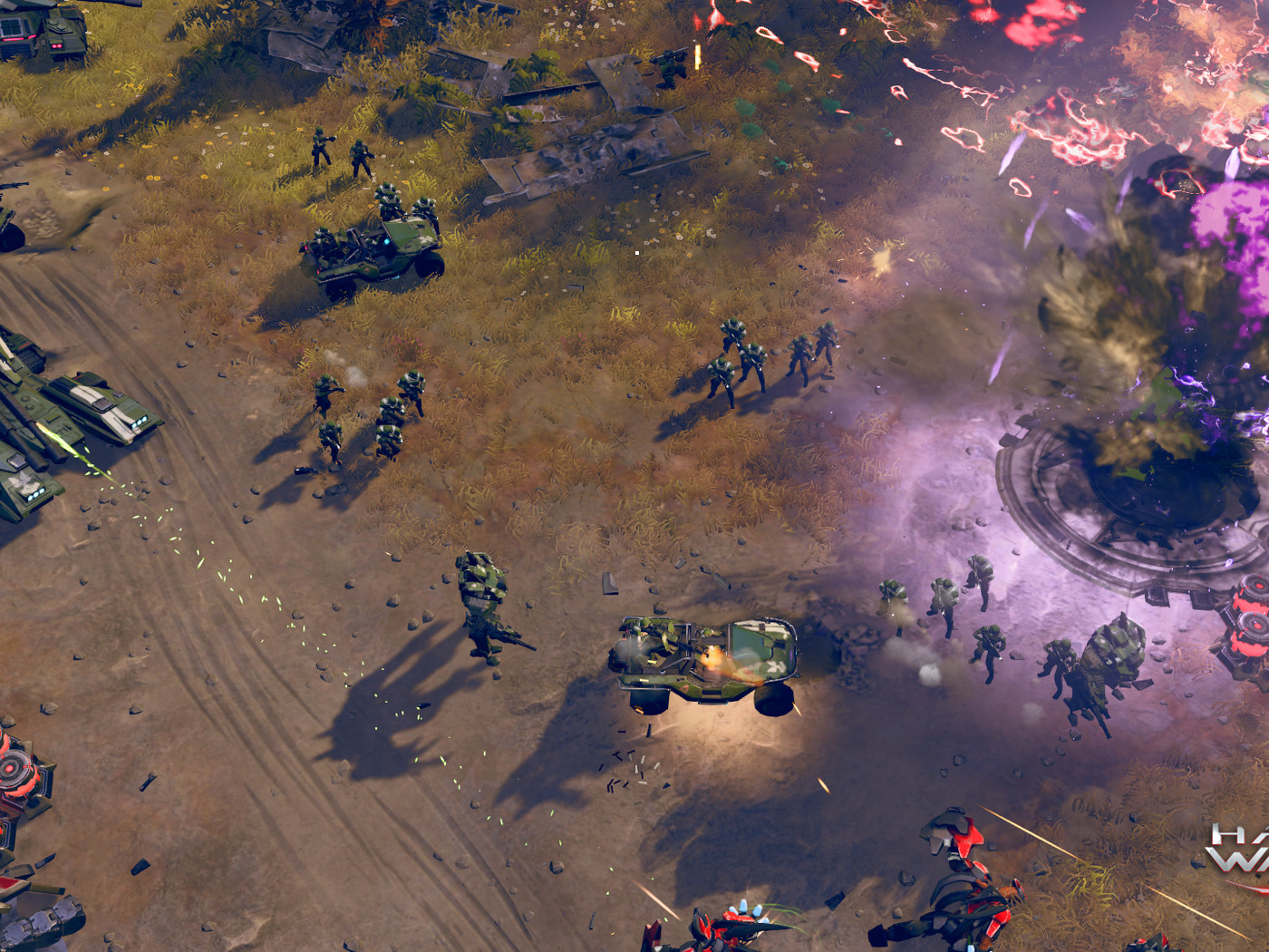 Halo Wars 2 is a real-time strategy game caught between console ...