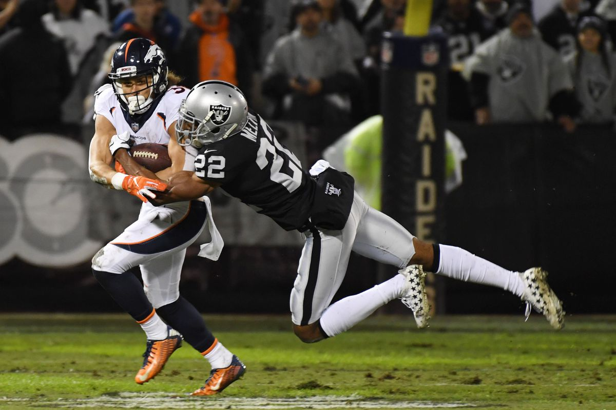 a04cd614d6e1 Denver Broncos opening on Monday Night Football at Oakland Raiders ...