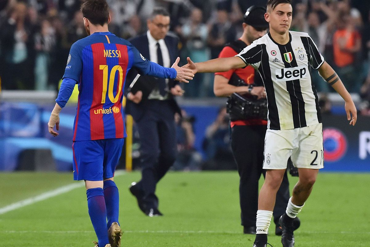 hot sales 1980a ed0f7 Paulo Dybala Isn't Messi, but He Was Better for One Night ...