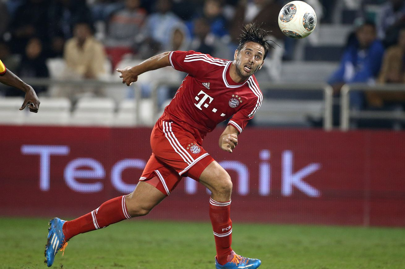 Claudio Pizarro announces retirement from professional football after the 2019-2020 season