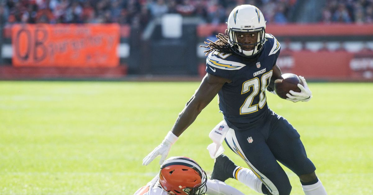 Melvin Gordon nominated for FedEx Ground Player of the Week