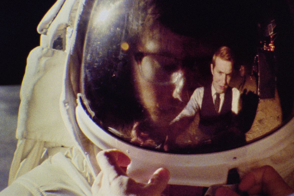 Together Energy Reviews >> Operation Avalanche is a fake documentary about the faked ...