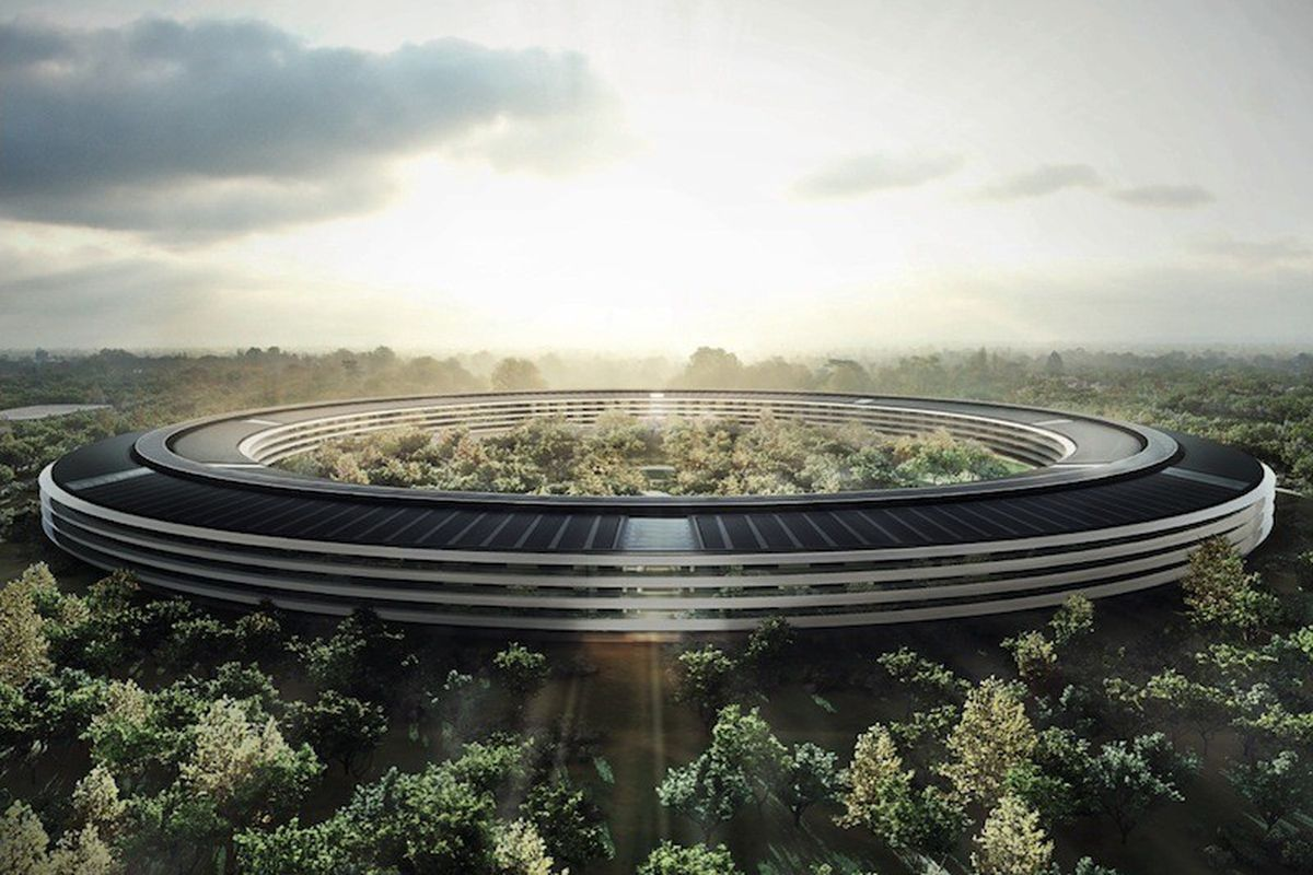 Apple Campus To Open In April