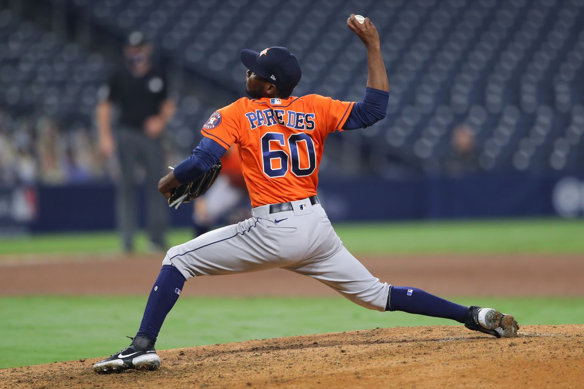 American League Championship Series Game 7: Tampa Bay Rays v. Houston Astros