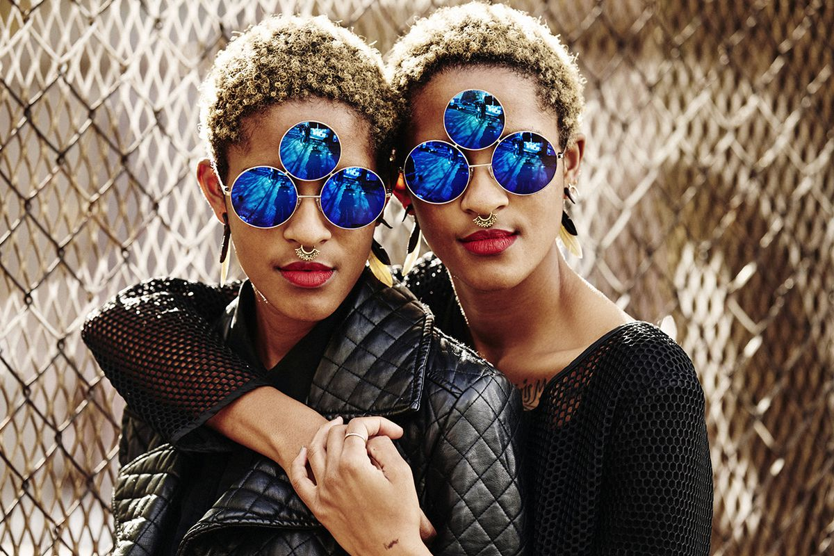Photo: Coco and Breezy