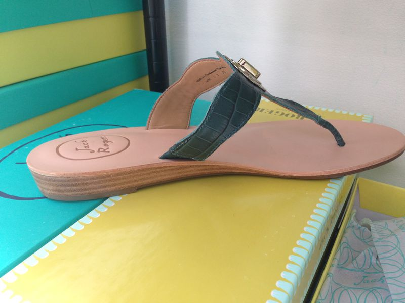 Jack Rogers's Sample Sale Is a Must for One Particular Shoe Size ...
