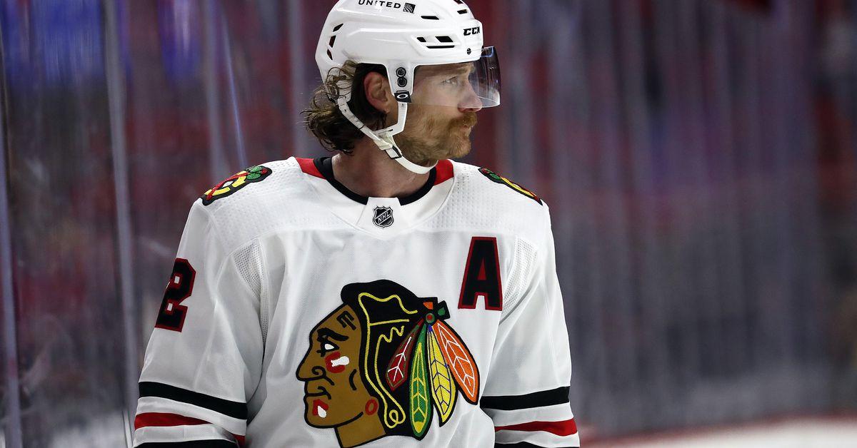 Blackhawks considering trading Duncan Keith, per report