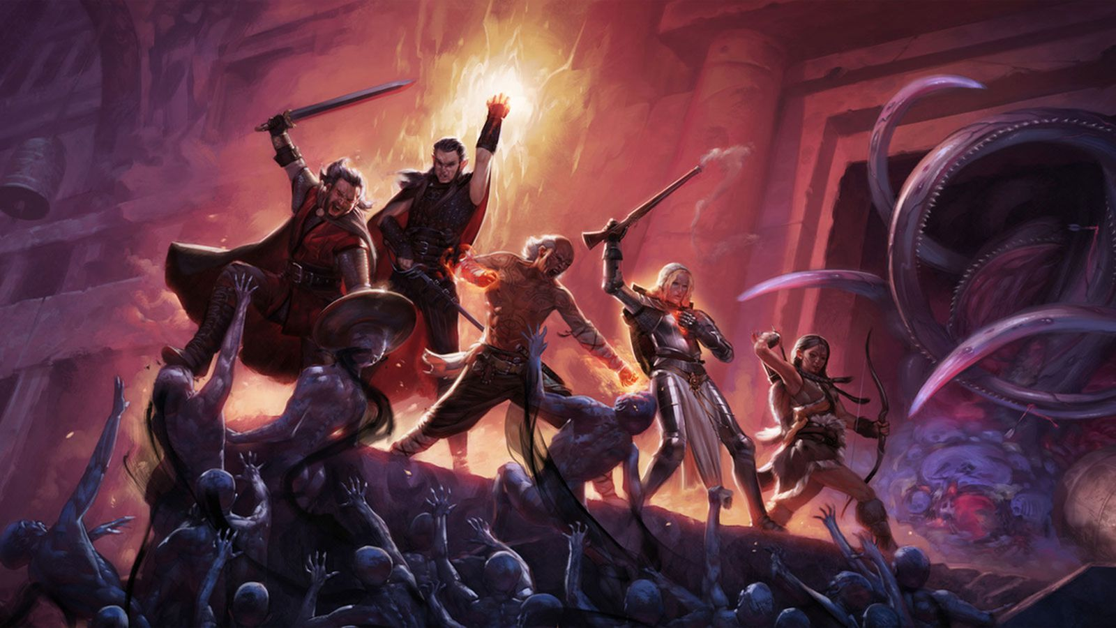 Pillars of Eternity coming to PS4 and Xbox One