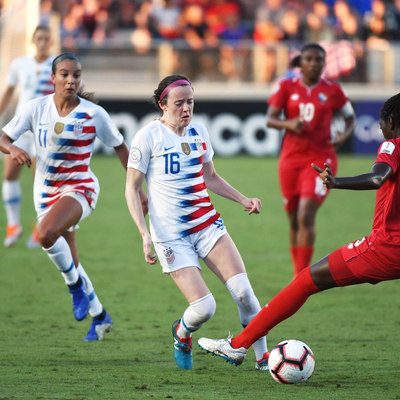 Usa Vs Trinidad Tobago Time Tv Schedule And How To Watch 2018 Concacaf World Cup Qualifying Online Black Red United