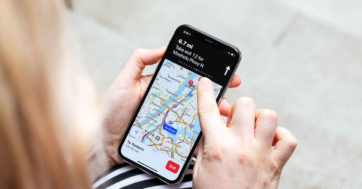 Why GPS-dependent apps deplete your smartphone battery - The Verge