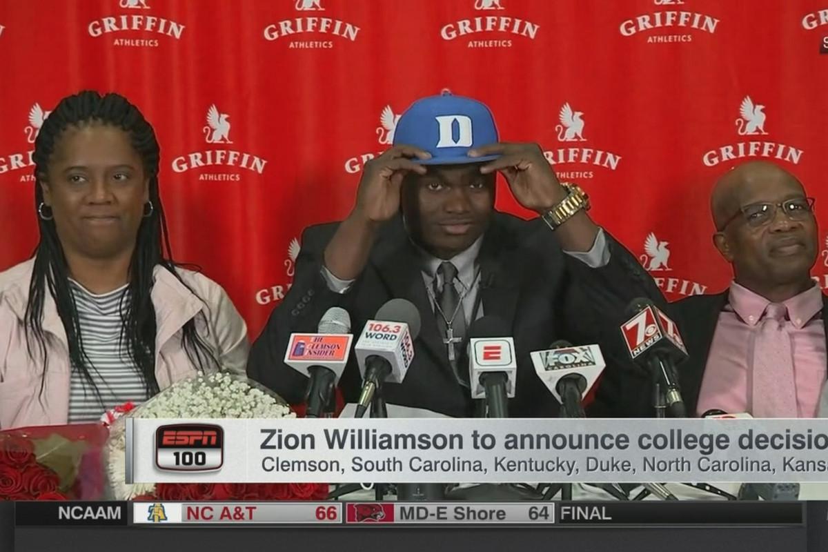 78024297d1c Zion Williamson