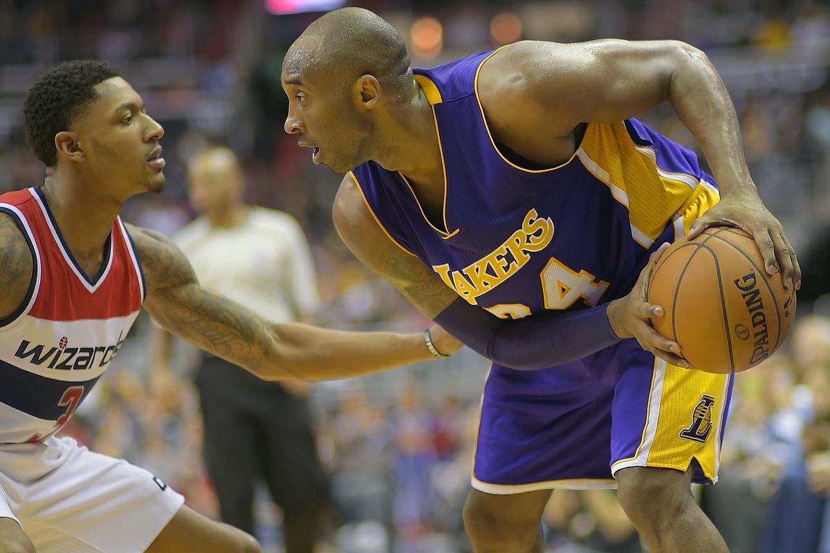 Washington Wizards play the Los Angeles Lakers