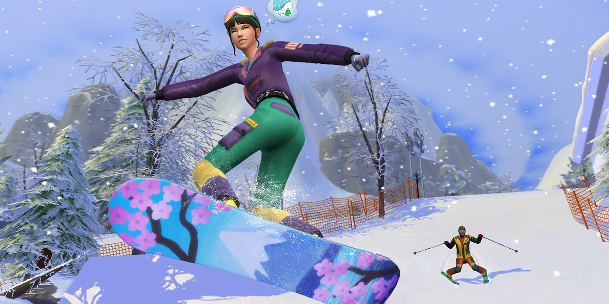 Image of article 'The Sims 4's new Japanese-inspired winter expansion coming Nov. 13'