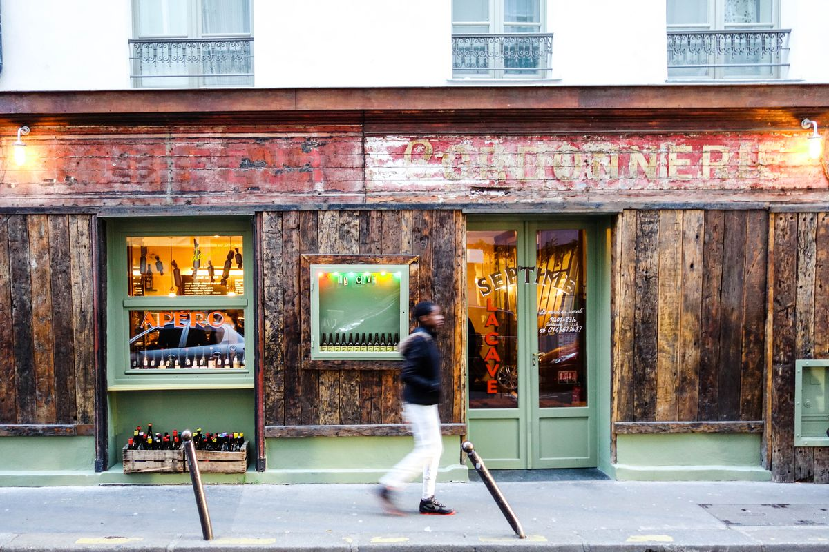 Paris Is the World\'s Best City for Drinking Natural Wine - Eater
