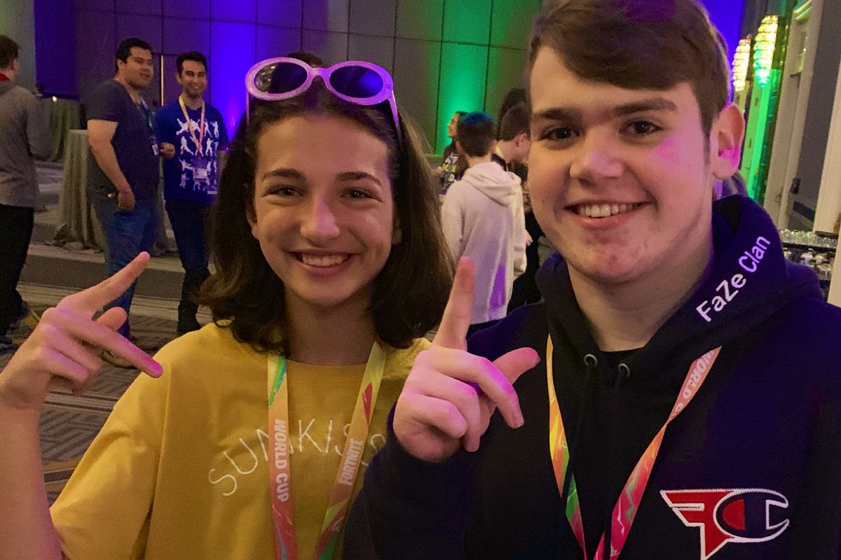 d4352dea489b FaZe Clan's first female player is a 13-year-old girl - Polygon