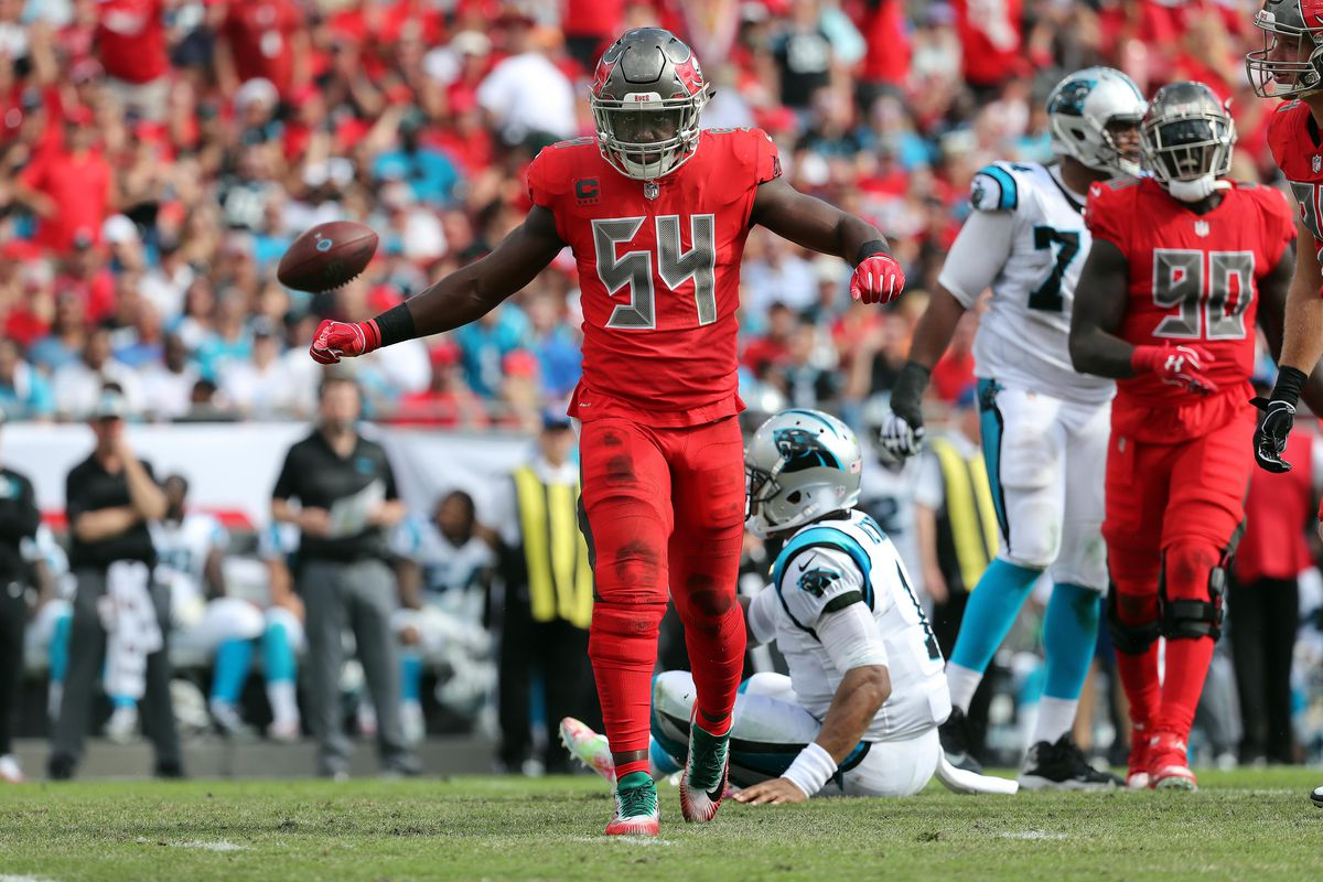 c8fc328e Who will be Buccaneers' highest-graded defender in 2019? - Bucs Nation
