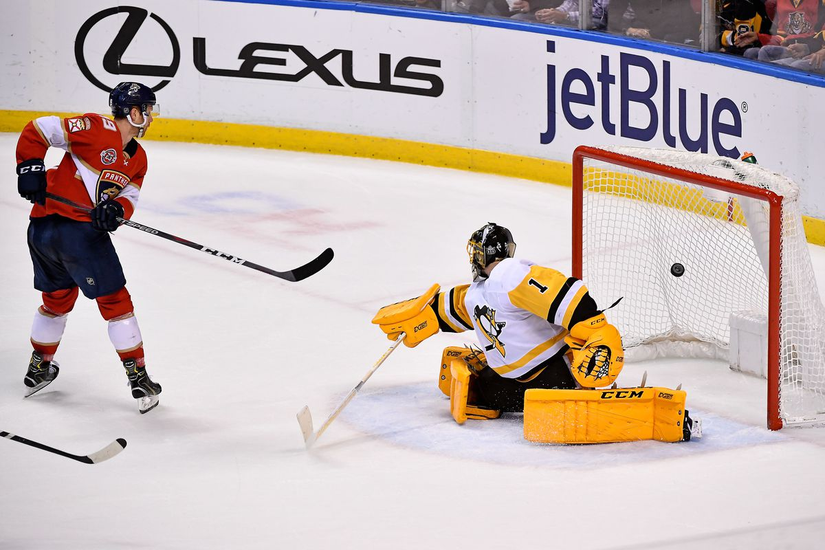 6db9200a28b Penguins vs. Panthers Recap  Florida takes a 3-2 overtime win ...