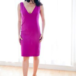 Half-off a custom dress (like the one above) from Lauren Gabrielson