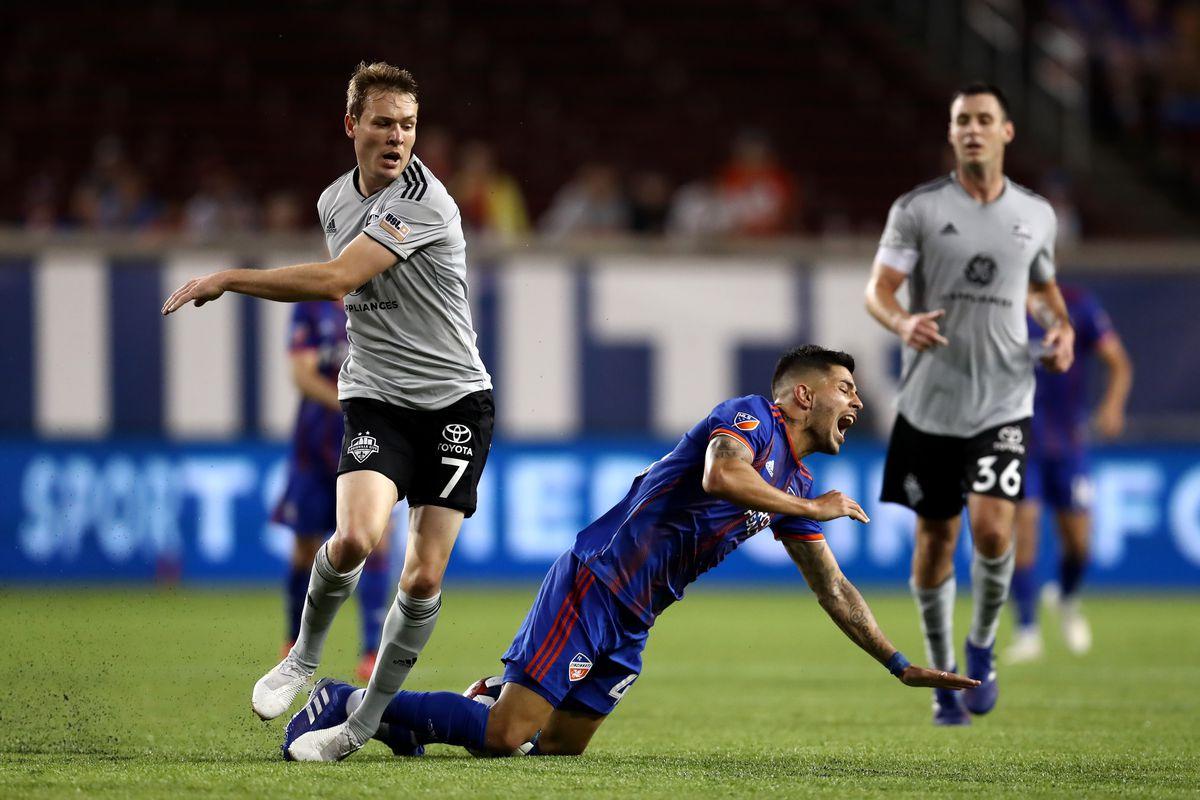MLS: U.S. Open Cup-Louisville City at FC Cincinnati