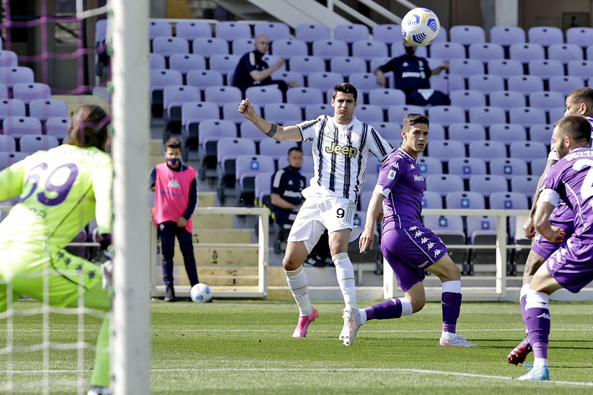 Fiorentina v Juventus - Italian Serie A