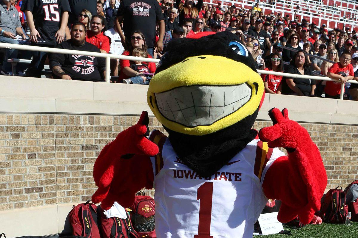 NCAA Football: Iowa State at Texas Tech