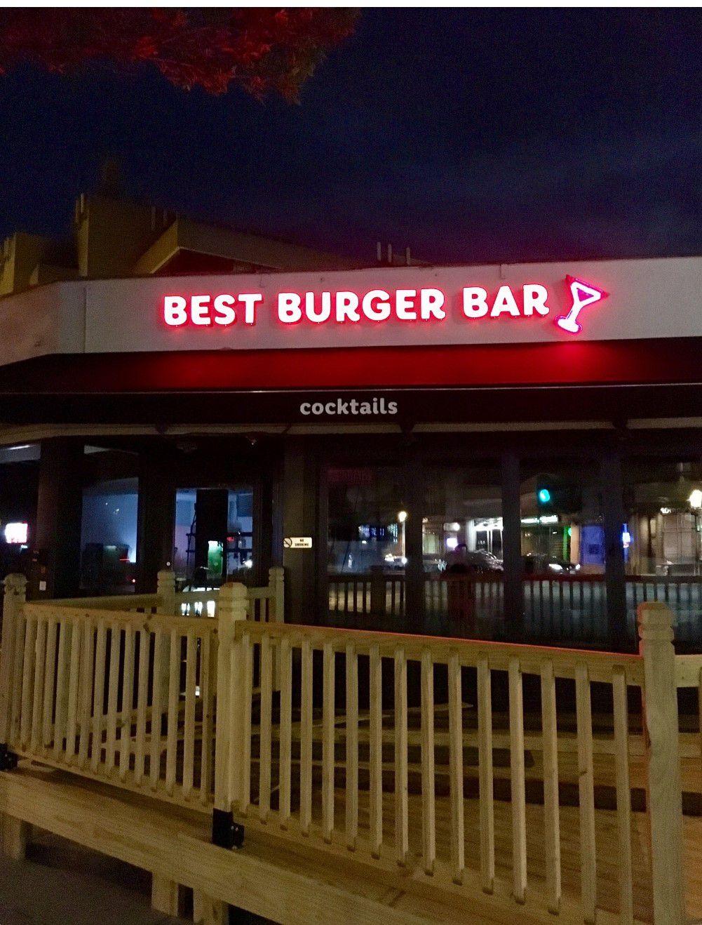 Best Burger Bar