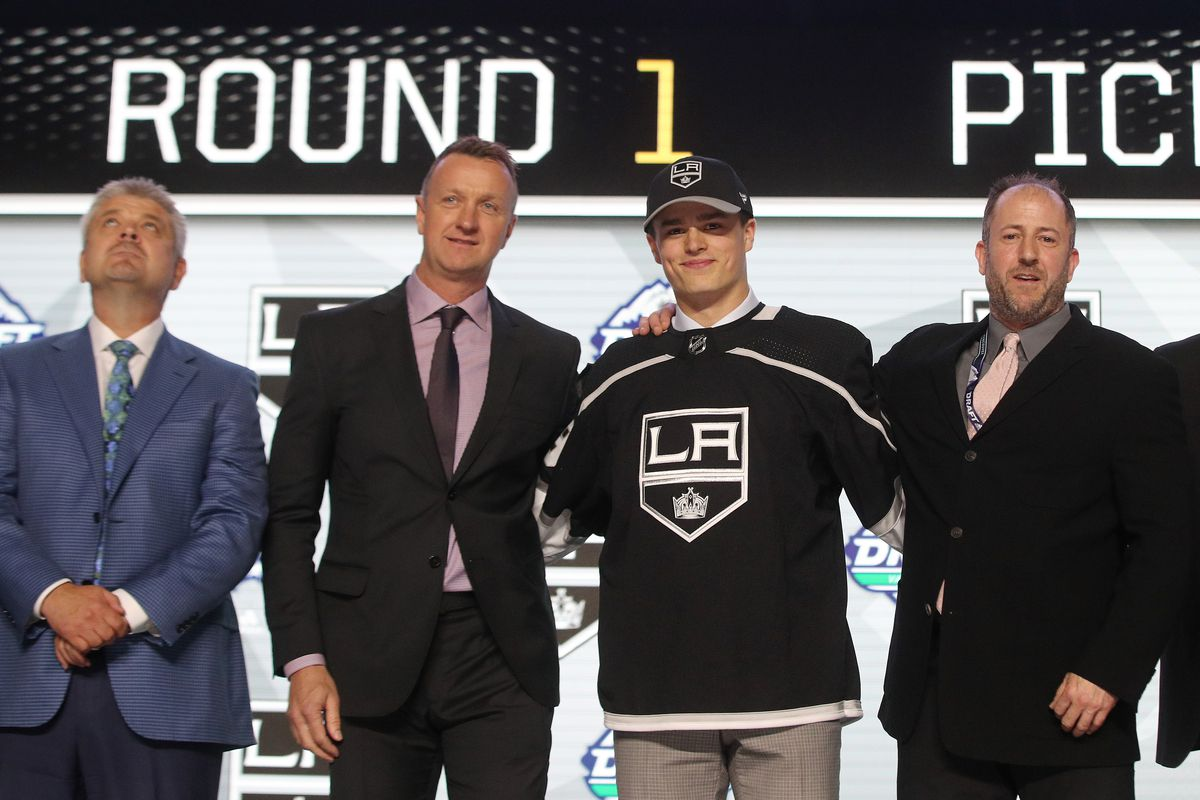 2019 Los Angeles Kings NHL Draft Analysis and Ranking