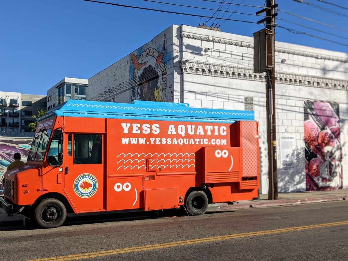 Yess Aquatic in Arts District