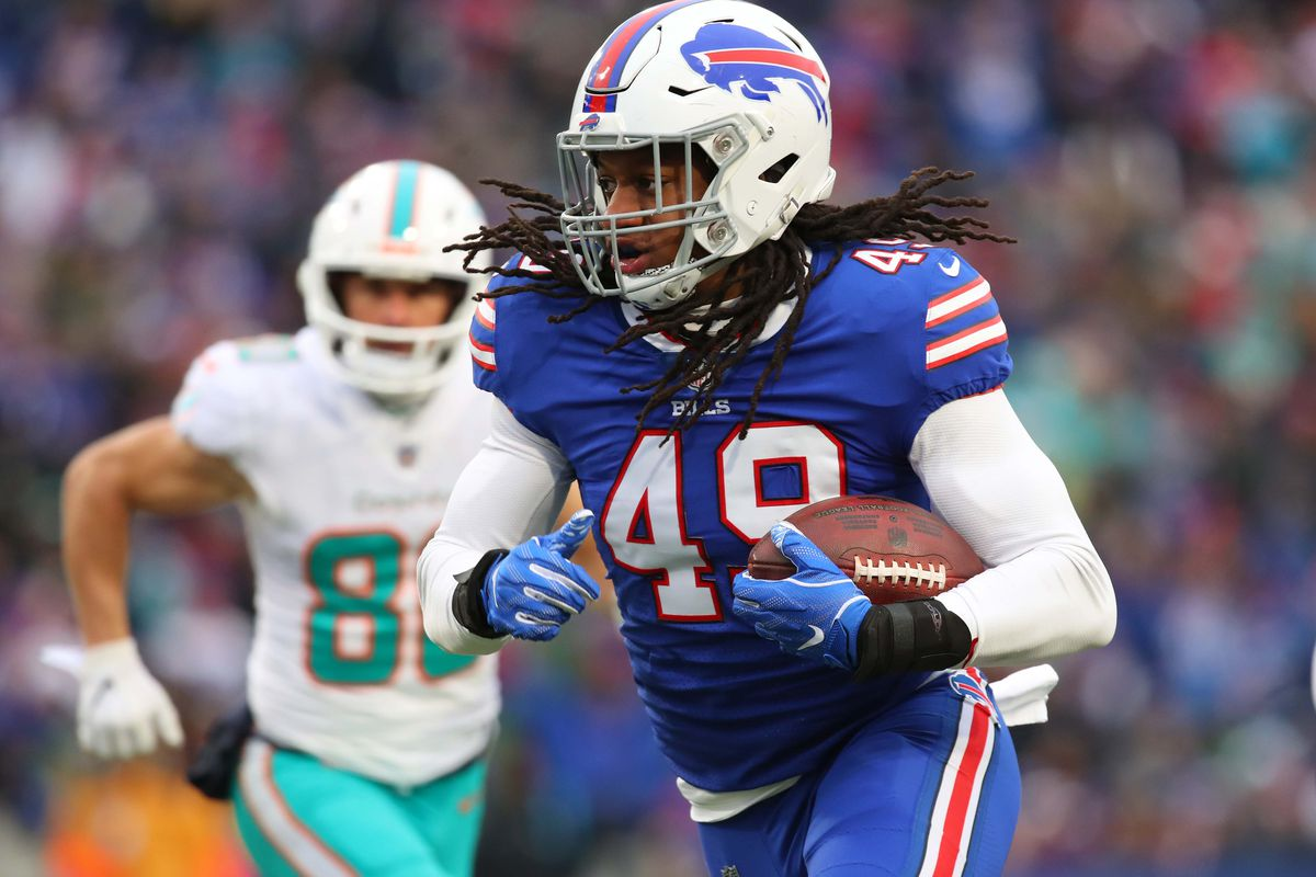 cheap for discount 9d48c 7a15e Buffalo Bills' best contract values of 2018: Tremaine ...