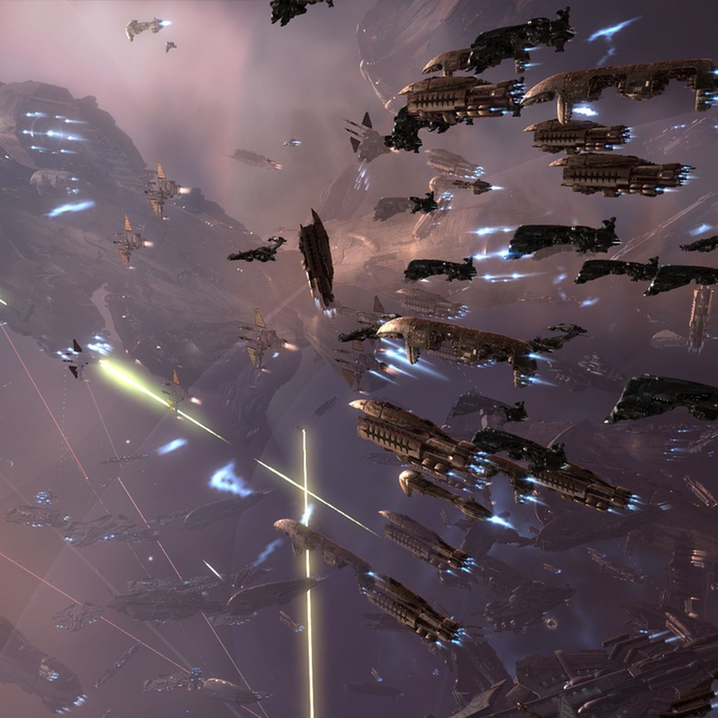 Largest space battle in history claims 2,900 ships, untold