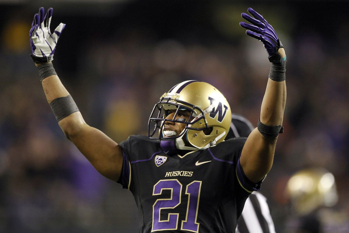 So. CB Marcus Peters hopes to celebrate a lot more picks in '13