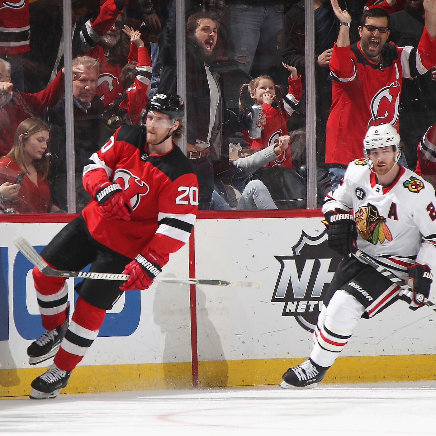 bfdf959ab The AAtJ New Jersey Devils Month in Review of January 2019 - All ...