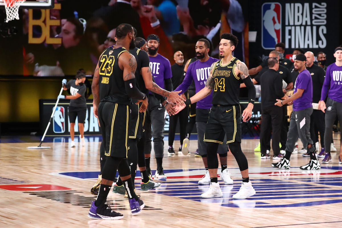 Nba Finals Lakers Ready To Move On From Game 5 Blunder Silver Screen And Roll