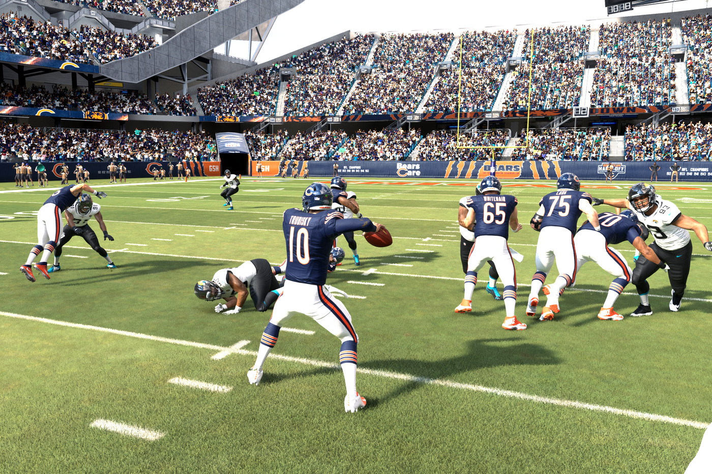 ea45efa8 5 young NFL players who deserve a much higher 'Madden 20' rating ...