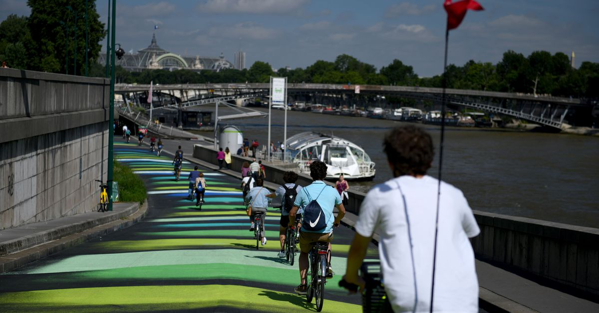 How Paris became a cycling success story—and built a roadmap for other cities