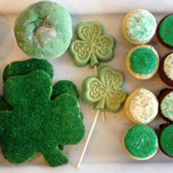Now that you've burned off that meal from earlier, complete your Studio City experience with a visit to Big Sugar Bakeshop (12144 Ventura Blvd). If you're looking for St. Patrick's Day sweets, you're in <i>luck</i>: Tomorrow through Monday, the bakery is