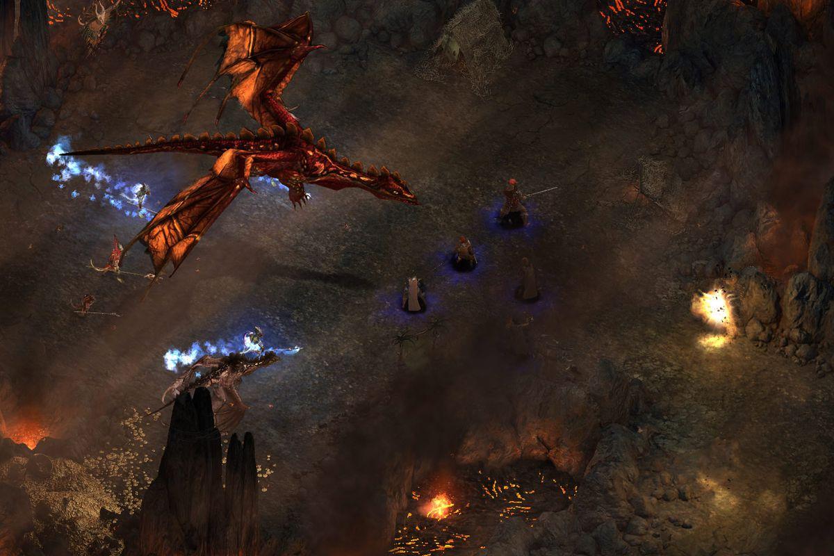 Obsidian's CEO on Pillars of Eternity backer's hateful joke